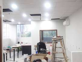 furnished Commercial office space available for rent / lease