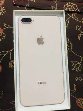 iPhone 8plus 256GB fresh