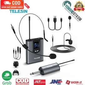 MIC-UHF-02 Headset UHF Wireless Tour Guide Microphone System 1