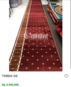 BEST SELLER KARPET MASJID EMPUK PASANG KEDIRI TMBM-08