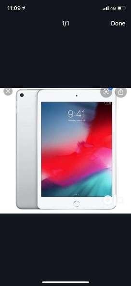 iPad Mini In New Condition
