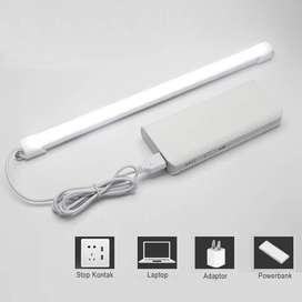 Lampu LED MAGIC LAMO Strip USB Belajar Kerja Traveling Dapur
