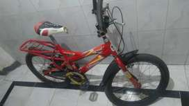 Speed Bird Bycycle less used as good as new