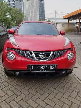 Nissan Juke RX AT  2013 Red Interior TDP 25jt