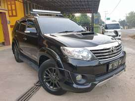Toyota fortuner TRD A/T