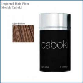Caboki Hair Fiber, Brain beauty, from Head to Toe