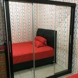 Furniture custom lemari pakaian