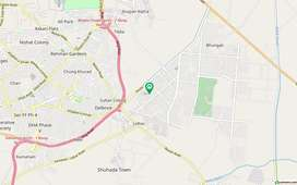 DHA LAHORE PHASE 6 10 MARLA E EXT PRICE 155 LAC