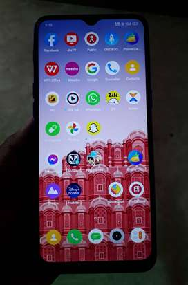 Realme 5s 4 64 only 10 month use