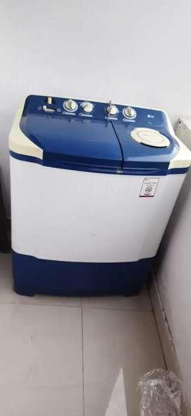 New Lg semi automatci washing machine 7kg