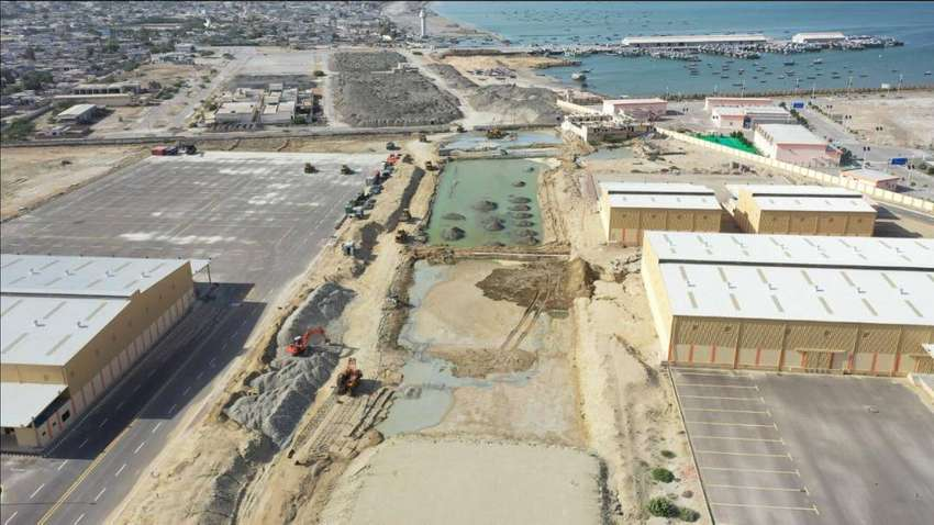 Superb Location Land Available for sale in Gwadar on free trade zone