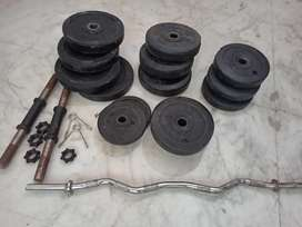 I want to sell my full dumbbell set