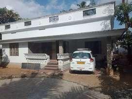 Aluva, kodikuthumala, lease(പണയം ) house 3-bhk.