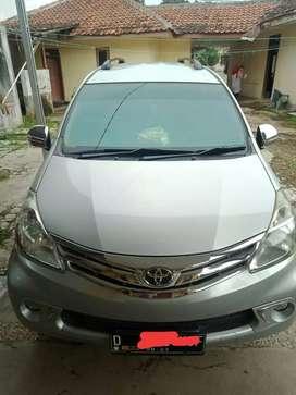 Jual Toyota All New Avanza - VVTI G 1.3 MT