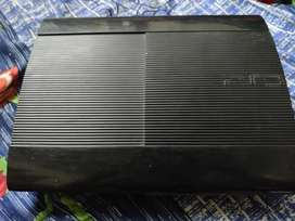 Ps3 slim with many games worth thousands of rupees
