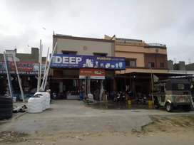Ground plus 1 floor with 3 commercial shop for sale