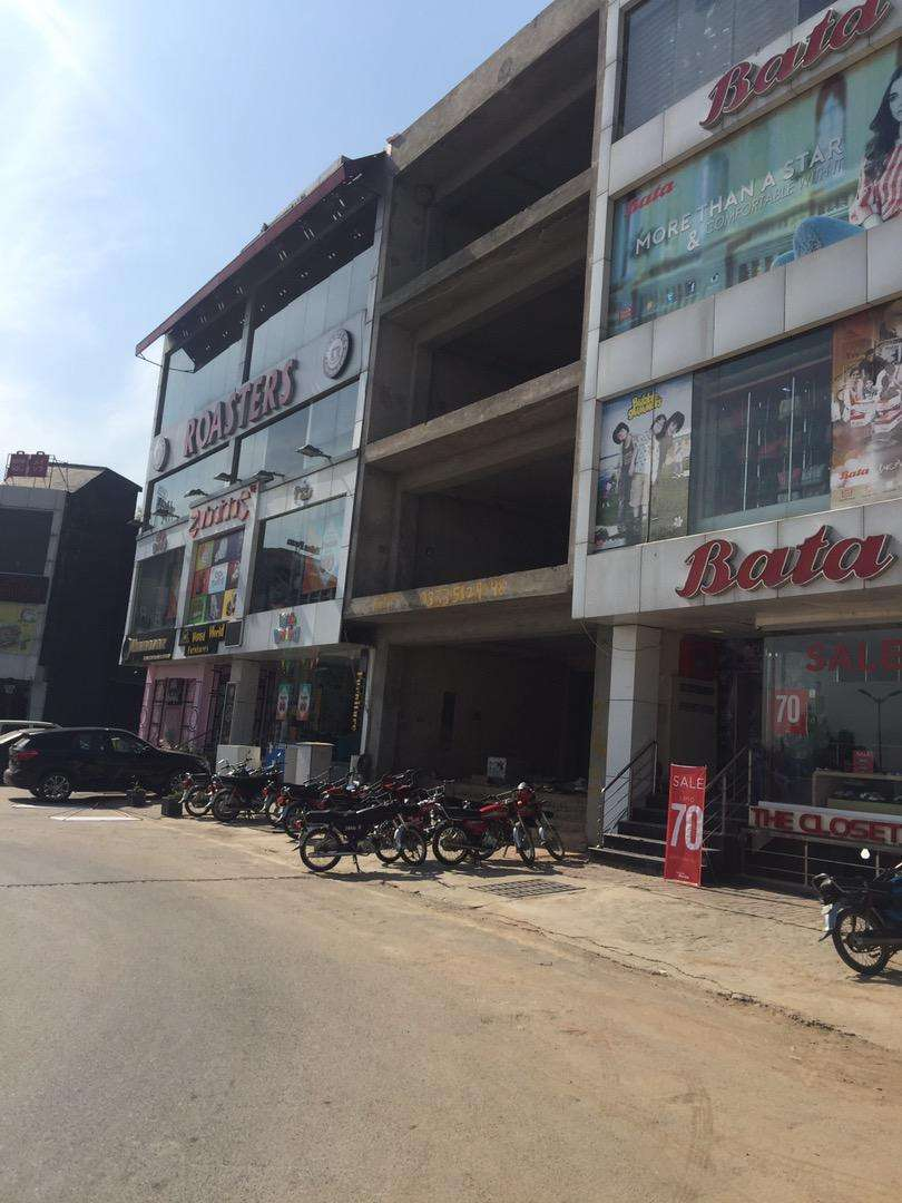 Commercial Units available on rent basement to 3rd floor all options 0