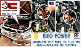 Dapatkan Tarikan Pada Mobil Lebih Halus,Mesin tdk Menggelitik dg ISEO