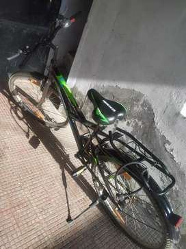 My bicycle is 6 month ago