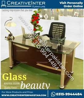 Glass Beauty Office Table wholeseeler Furniture bed Chair sofa study