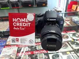 Kamera canon 4000d promo dikredit tanpa dp0