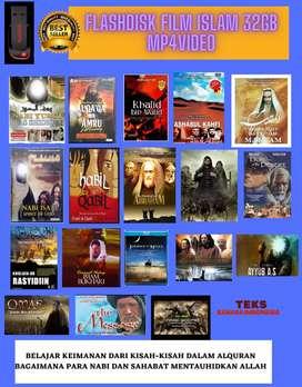 Flashdisk film islam 32gb terbaru mp4video