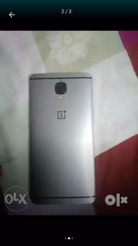 OnePlus 3 RAM 6gb Rom 64gb