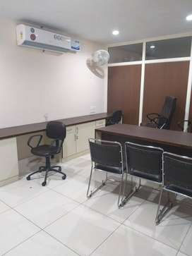 150sqfeet furnish office Gill Road Dana Mandi