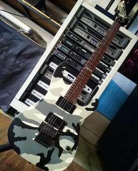 Kredit Gitar LTD M200UC Proses 3 Menit