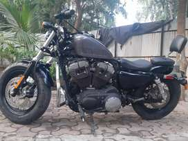 Harley Davidson 48 1200CC in mint condition