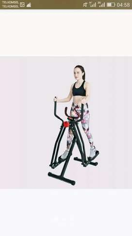 Air walker TOTAL fitnes 2 fungsi