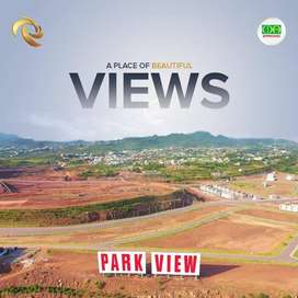 5 marla plot for sale in overseas block in Park View City Islamabad