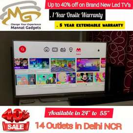 32 inches smart LED TV [On Demand Dhamaka sale] buy now
