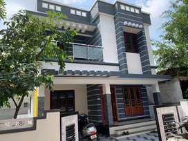 Aluva kombara 3.50cent 1500sqft 3bhk house for sale