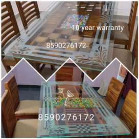 Factory sale table with 4 chair