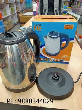 Home and me electric cordless kettle 2litre