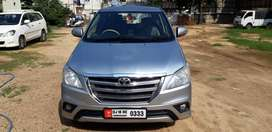 Toyota Innova 2.5 ZX BS IV 7 STR, 2015, Diesel