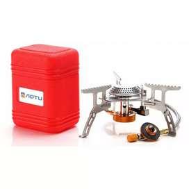 AOTU Kepala Kompor Gas Lipat Portable 3500W - AT6303