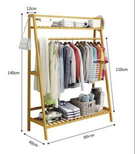 High quality wooden cloth stand (rack)