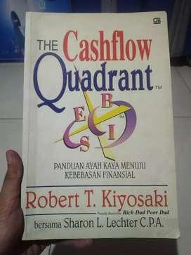 Buku the cashflo quadrant