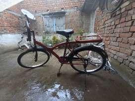 Street racer bicycle