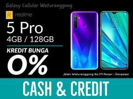 Realme 5 Pro 4/128 Garansi Resmi Bisa Kredit