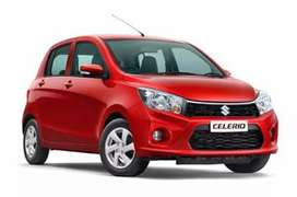 uber and ola attched celerio cng car for daily rent 850 /-