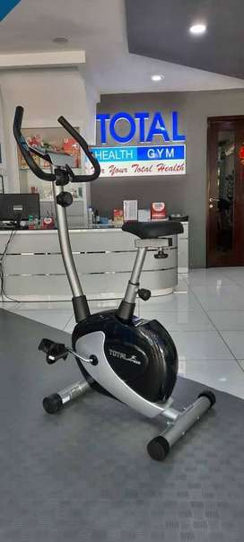 Sepeda Fitnes Magnetic Bike TL 8208 - Total Fitnes Sepeda Statis Murah