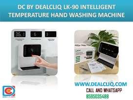 DC BY DEALCLIQ LK-90 INTELLIGENT TEMPERATURE HAND WASHING MACHINE
