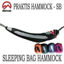HS sleeping bag 2 in 1 hammock ultralight