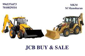 JCB CAT Buy & Sale