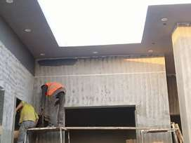 Get reliable Paint work, Rock Wall, Construction, Renovation Work