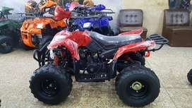 Red color Sports 125 size Quad ATV BIKE for sell at Abdullah shop