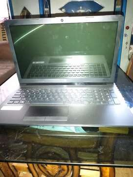 Hp laptop intel Pentium gold processor